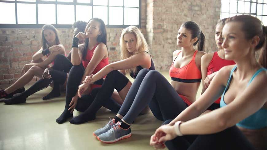 maintain your fitness programs