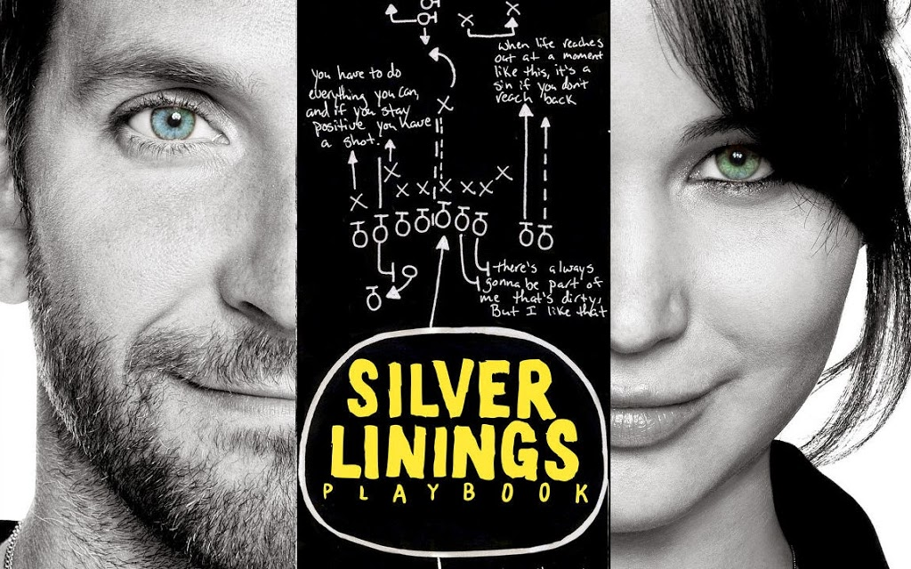 Silver Linings Playbook - books to movies