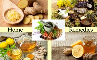 Home Remedies for Sickness