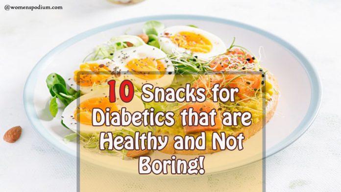 best snacks for diabetics