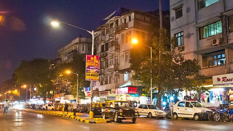 Best Places to visit in Mumbai and Colaba Causeway
