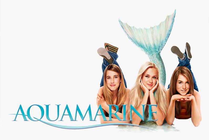 Aquamarine - best teenage movies