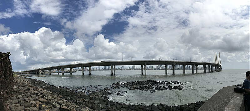 Bandra Worli Sea Link - Among Best Places To Visit in Mumbai