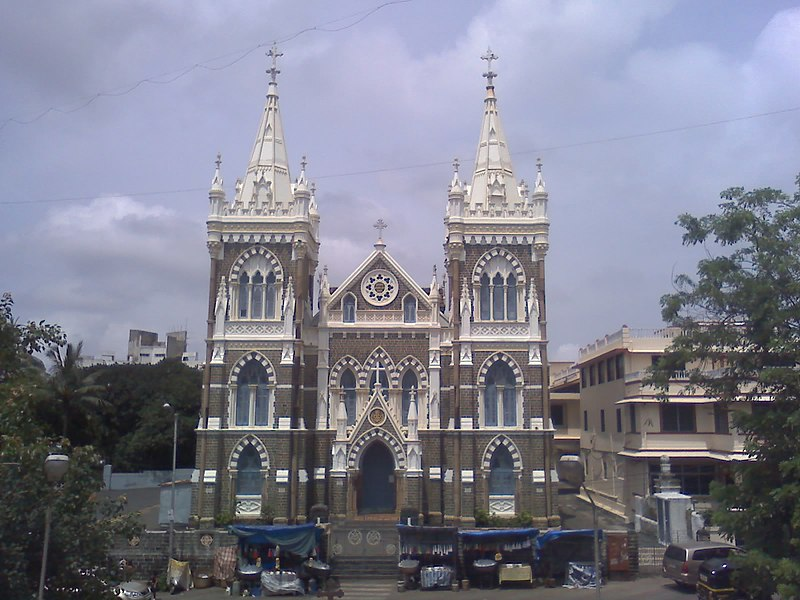 One of the Best Places to Visit in Mumbai - Bandra Church