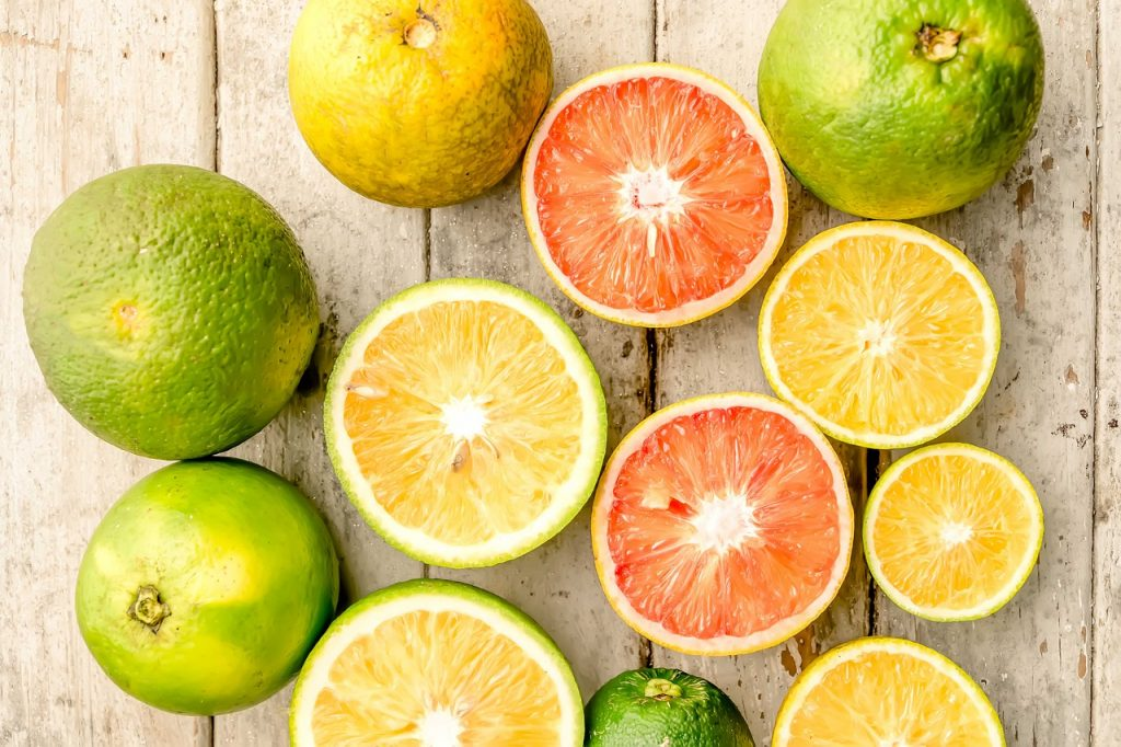 Citrus fruits helps you slim down