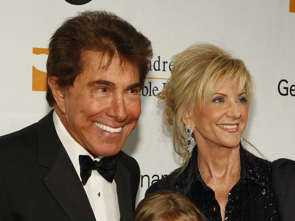 Steve Wynn's divorce in 2010 from Elaine