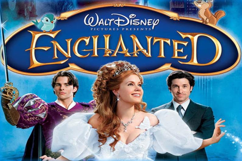 Enchanted - best teenage movies