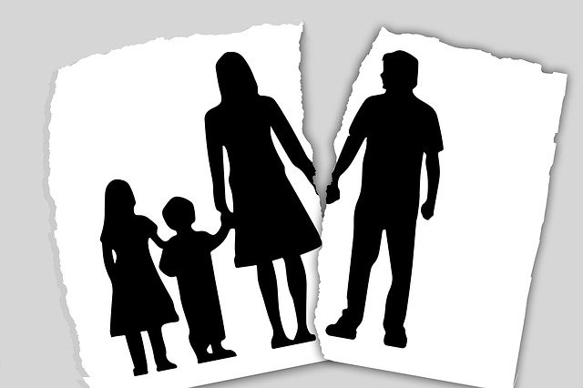 Reasons for divorce - family
