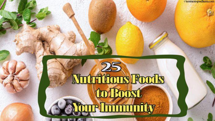 foods for immunity