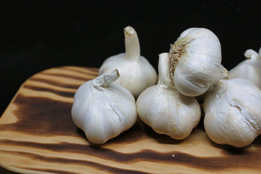 Garlic-boost your immunity