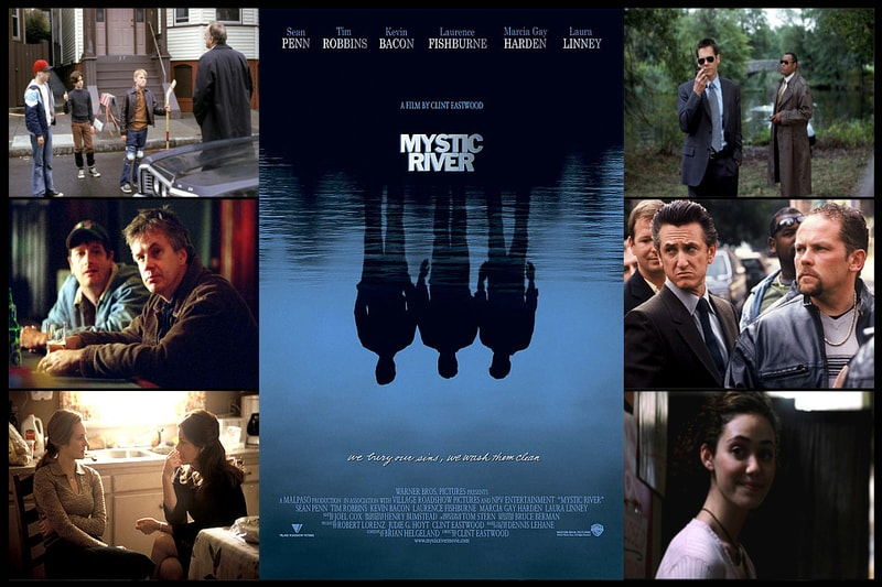 mystic river - best thriller movies
