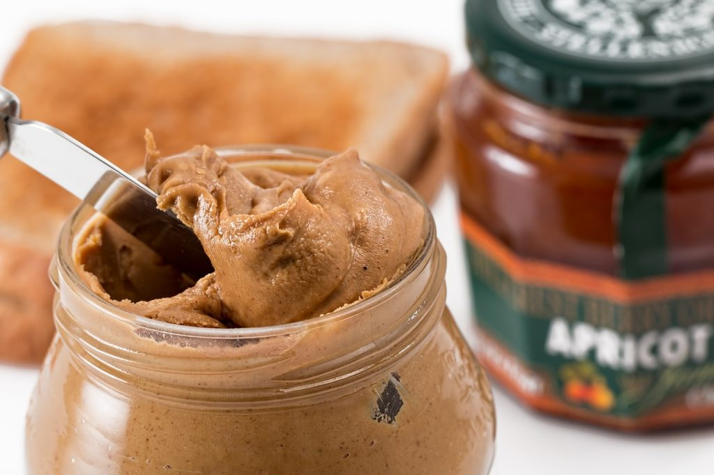 Peanut butter ideal food to lose weight