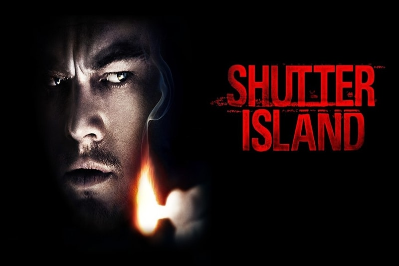 shutter island - best thriller movies