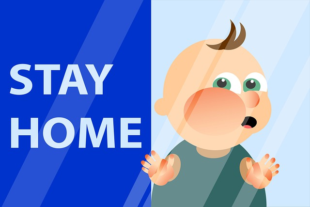Stay Home during COVID-19 Lockdown