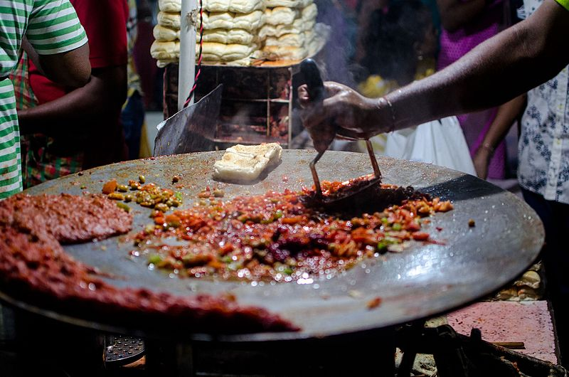 Best Places To Visit in Mumbai is the Food Street