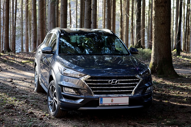 Hyundai Tucson - top cars for women