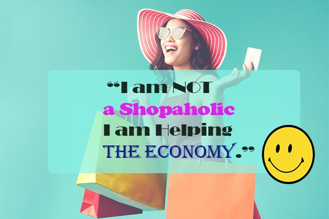 Am I a shopaholic?