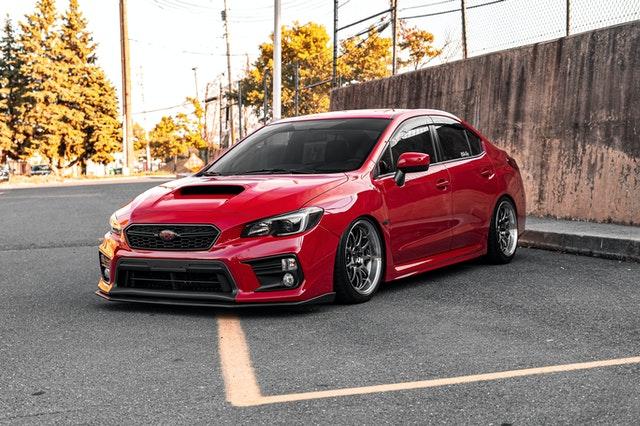 Subaru Legacy - top cars for women