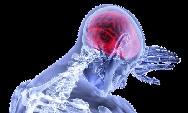 brain stroke - trans fat
