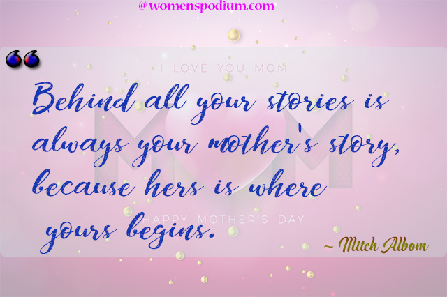 quotes on mothers