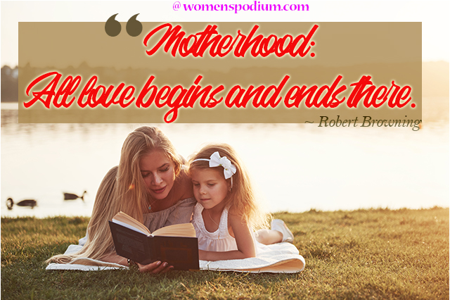 Inspirational Quotes on Mothers
