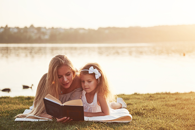 spend time with kids and manage between work and home