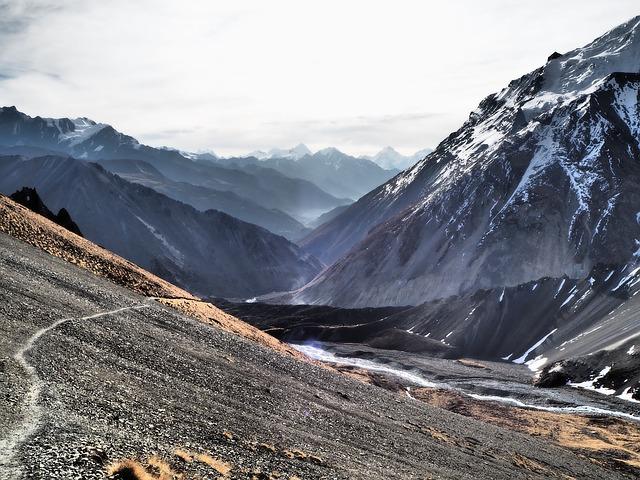 Annapurna Circuit, Himalayas