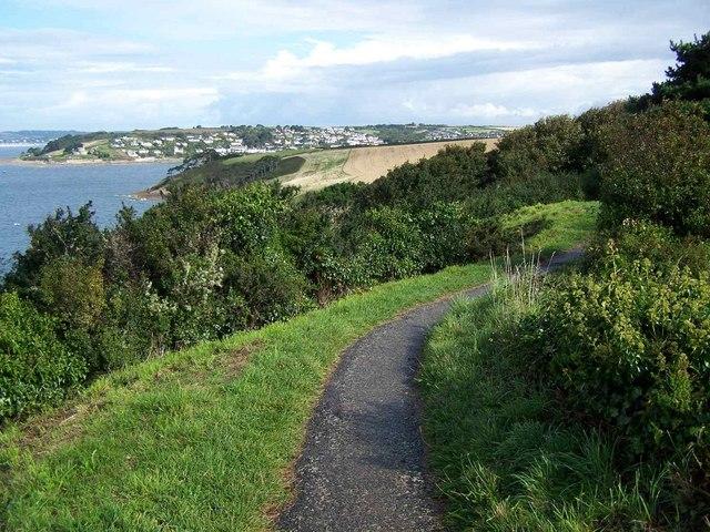Cornish Coastal Way - off road trails