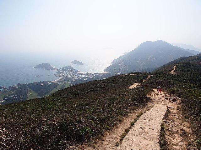 Dragon's Back Hongkong - off road trail