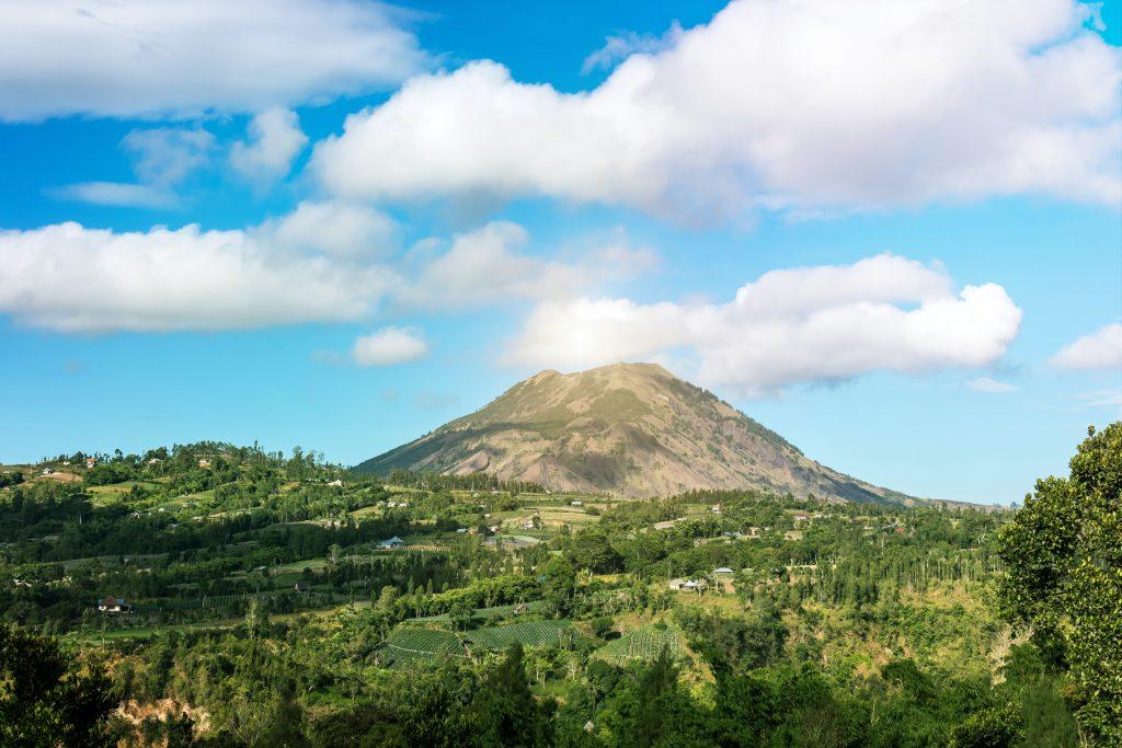 Mount Batur Volcanic Trail, Indonesia