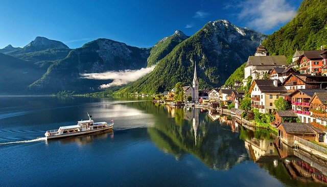 austria - places to visit in europe