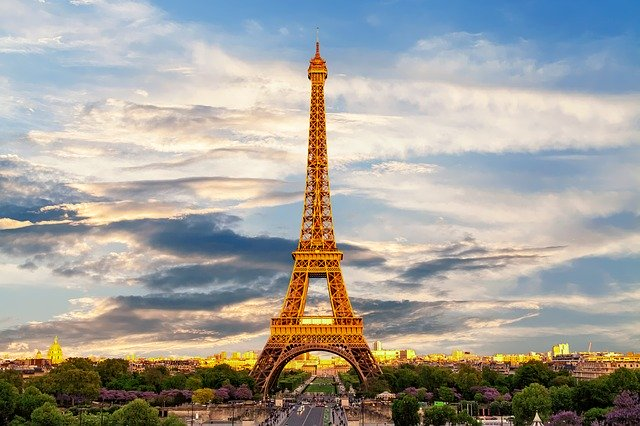 France - places to visit