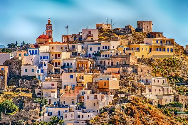 Greece - places to visit in Europe