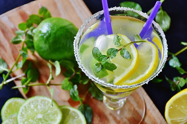 lime juice - quick hangover tips