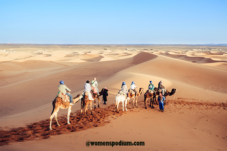 morocco - solo women traveler