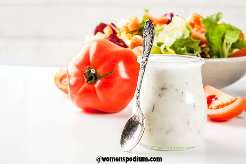 ranch - salad dressing