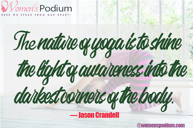 quotes about yoga