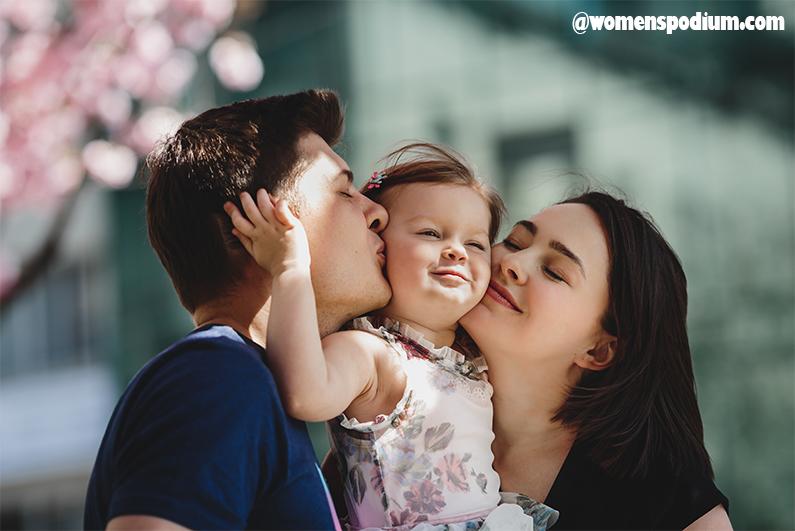 As parent