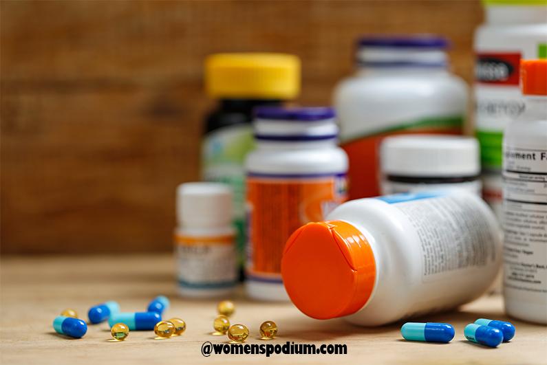 medicines - menopause