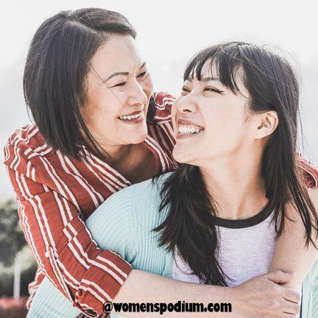 teenage daughters