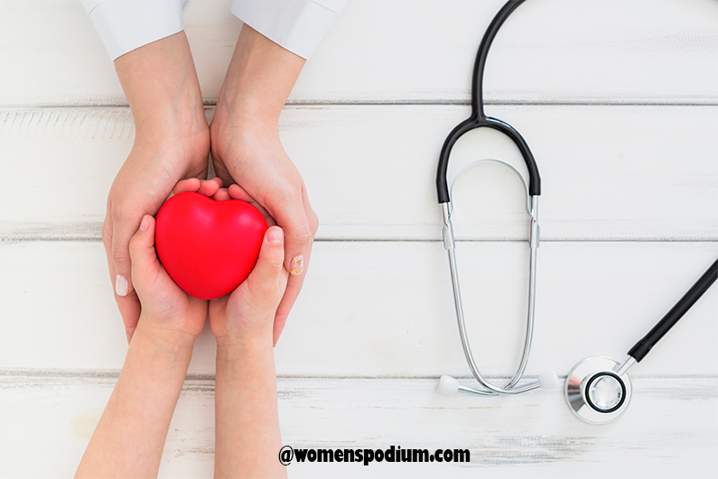 Statistics regarding heart diseases