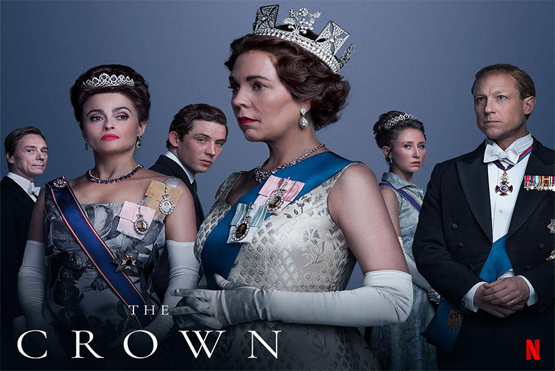 The Crown - netflix series
