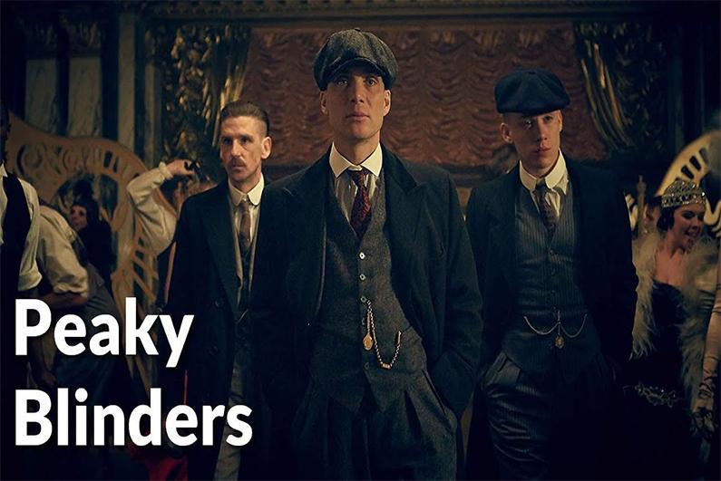 Peaky Blinders - netflix series