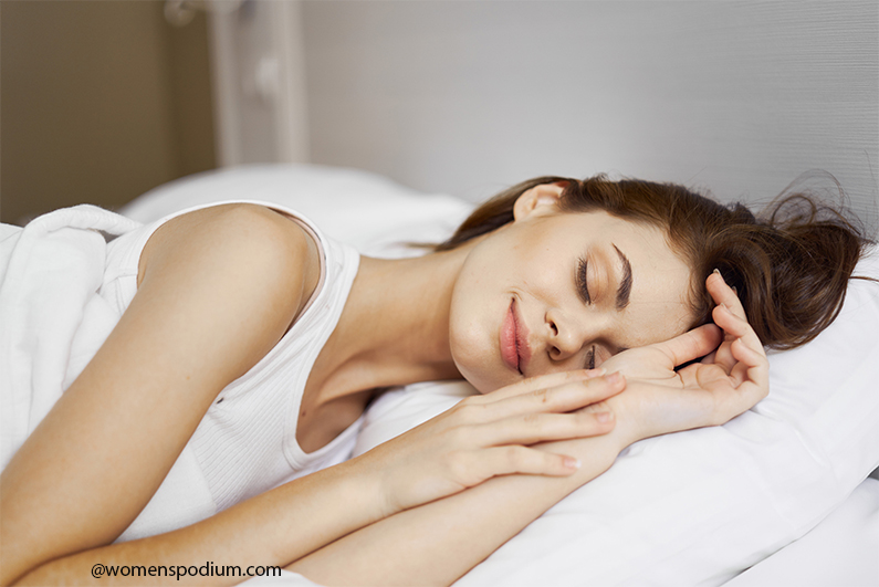 Adequate Sleep is Must - home remedies for headaches