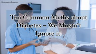 Ten Common Myths about Diabetes
