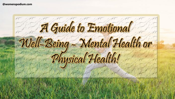 A Guide to Emotional Well-Being