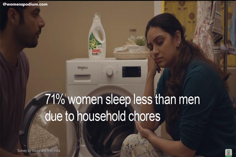 women have been compromising