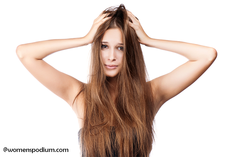 Greasy Hair/ Oily Hair Care Tips  - healthy hair