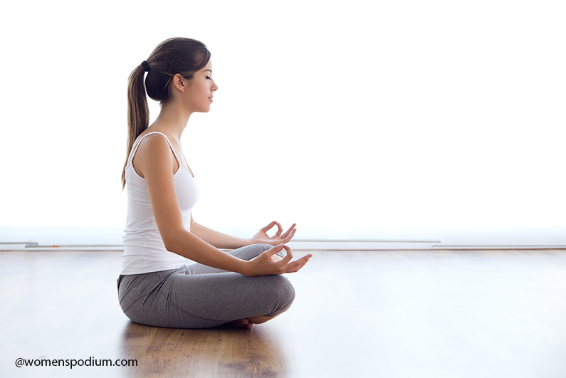 Meditation Can Cure Headaches