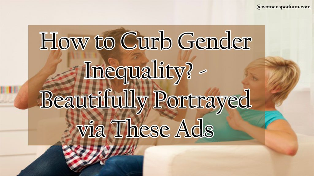 How to Curb Gender Inequality?
